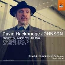 David Hackbridge Johnson (geb. 1963): Orchesterwerke Vol.2, CD