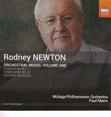 Rodney Newton (geb. 1945): Orchesterwerke Vol.1, CD