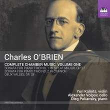 Charles O'Brien (1882-1968): Kammermusik Vol.1, CD