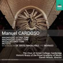 Frei Manuel Cardoso (1566-1650): Missa Secundi Toni, CD