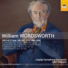William Wordsworth (1908-1988): Orchesterwerke Vol.1, CD