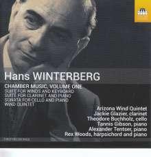 Hans Winterberg (1901-1991): Kammermusik Vol.1, CD