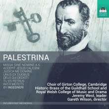Giovanni Pierluigi da Palestrina (1525-1594): Missa Sine Nomine, CD