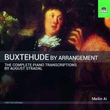 Dieterich Buxtehude (1637-1707): Klavier-Transkriptionen - The Stradal Transcriptions, CD