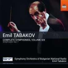 Emil Tabakov (geb. 1947): Sämtliche Symphonien Vol.6, CD