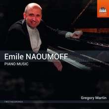 Emile Naoumoff (geb. 1962): Klavierwerke, CD
