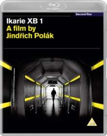 Ikarie XB 1 (1963) (Blu-ray) (UK Import), Blu-ray Disc
