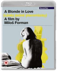 A Blonde In Love (1965) (Blu-ray) (UK Import), Blu-ray Disc