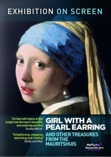 Girl with a Pearl Earring, DVD