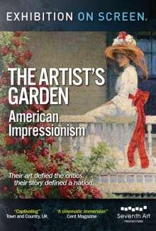 The Artist's Garden - American Impressionism, DVD