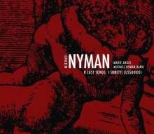 Michael Nyman (geb. 1944): 8 Lust Songs, CD