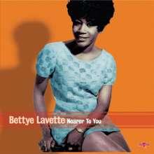 Bettye LaVette: Nearer To You (180g), LP
