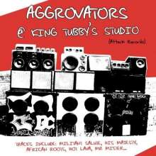 The Aggrovators: At King Tubby's Studio, LP