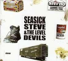 Seasick Steve: Cheap, CD