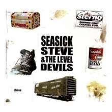 Seasick Steve: Cheap, LP