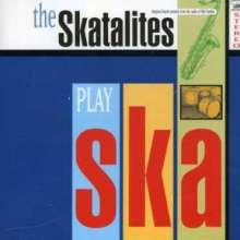 The Skatalites: Play Ska, CD