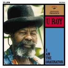 U-Roy: I Am The Originator, LP