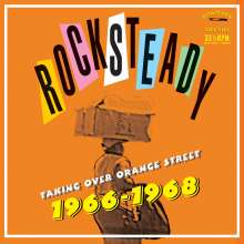 Rocksteady: Taking Over Orange Street 1966-1968, LP
