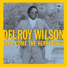 Delroy Wilson: Here Comes The Heartaches, LP