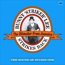 "Bunny ""Striker"" Lee: Strikes Back: The Sound Of Studio One, CD"