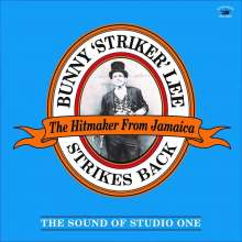 "Bunny ""Striker"" Lee: Strikes Back - The Sound Of Studio One, LP"