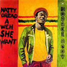 Horace Andy: Natty Dread A Weh She Want, CD