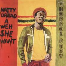 Horace Andy: Natty Dread A Weh She Want, LP