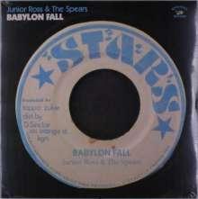 Junior Ross & The Spears: Babylon Fall, LP