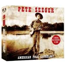 Pete Seeger: American Folk Anthology, 3 CDs