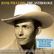 Hank Williams: The Anthology, 3 CDs