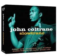John Coltrane (1926-1967): Slowtrane, 3 CDs