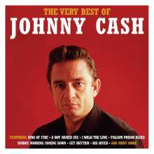 Johnny Cash: The Very Best Of Johnny Cash, 3 CDs