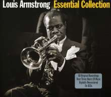 Louis Armstrong (1901-1971): Essential Collection, 3 CDs