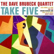 Dave Brubeck (1920-2012): Take Five, 3 CDs