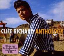Cliff Richard: Anthology, 3 CDs