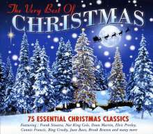 The Very Best Of Christmas: 75 Essential Christmas Classics, 3 CDs