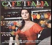 Cafe Italia, 3 CDs