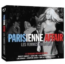 Parisienne Affair: Les Femmes Chantent, 3 CDs