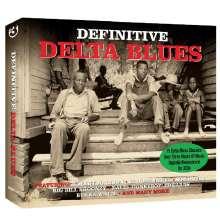 Definitive Delta Blues, 3 CDs