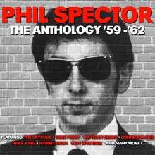 Phil Spector: The Anthology '59 - '62, 3 CDs