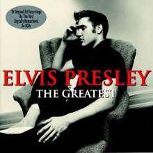 Elvis Presley (1935-1977): Greatest, 3 CDs