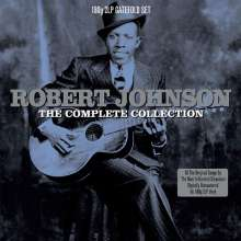 Robert Johnson: The Complete Collection (180g), 2 LPs