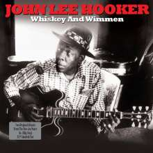 John Lee Hooker: Whiskey And Wimmen (180g), 2 LPs