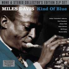 Miles Davis (1926-1991): Kind Of Blue (Collector's Edition - mono & stereo), 2 LPs