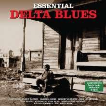 Essential Delta Blues-2lp, 2 LPs