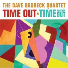 Dave Brubeck (1920-2012): Time Out & Time Further Out (180g), 2 LPs