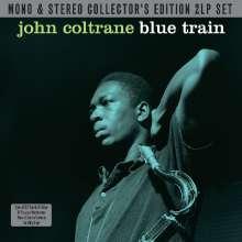 John Coltrane (1926-1967): Blue Train - Mono & Stereo Versions (180g), 2 LPs