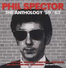 Phil Spector: The Anthology '59 - '62, 2 LPs