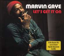 Marvin Gaye: Let's Get It On: His Greatest Hits Live In Concert, 2 CDs