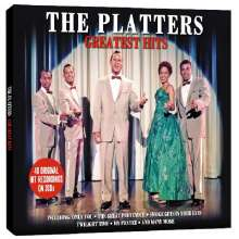 The Platters: Greatest Hits, 2 CDs